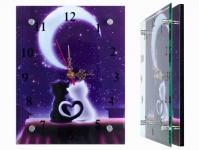 купить Настенные Часы Ночные Романтики цена, отзывы