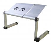 купить Столик для ноутбука Gigatron Grey цена, отзывы