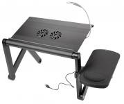 купить Столик для ноутбука YOKO VIP black цена, отзывы