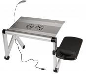 купить Столик для ноутбука YOKO VIP Silver цена, отзывы