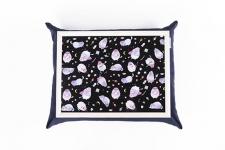 купить Поднос с подушкой Космические Коты цена, отзывы