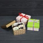 купить Подарочный набор сладкая парочка цена, отзывы