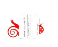 купить Держатели для книг Жизнь в траве (красные) цена, отзывы