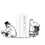купить Держатели для книг Муми-тролли цена, отзывы