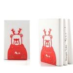 купить Держатели для книг Новогодние Мишки цена, отзывы