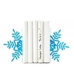 купить Держатели для книг Снежинка цена, отзывы