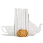 купить Держатели для книг Чашка чая цена, отзывы