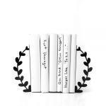 купить Держатель для книг Венок Black цена, отзывы