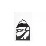 купить Держатель для книг Домик в горах цена, отзывы