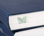 купить Закладка для книг Бабочка цена, отзывы