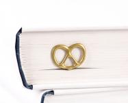 купить Закладка для книг Бейгл цена, отзывы