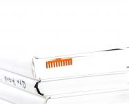 купить Закладка для книг Грабли (оранжевый) цена, отзывы