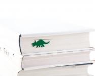 купить Закладка для книг Динозавр Трицератопс цена, отзывы