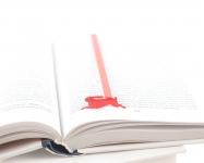 купить Закладка для книг Заяц цена, отзывы