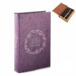 купить Книга сейф Лаванда 26 см цена, отзывы