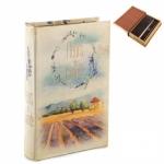 купить Книга сейф Поле Лаванды 26 см цена, отзывы