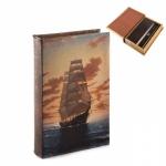 купить Книга сейф Неизведанные моря 26 см цена, отзывы