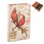 купить Книга сейф Птицы 26 см цена, отзывы