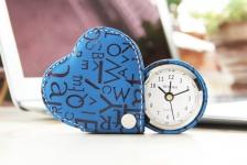 купить Cердечко будильник Heart Blue цена, отзывы
