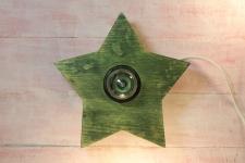 купить Ночник светильник Звезда Green цена, отзывы