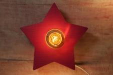 купить Ночник светильник Звезда Red цена, отзывы