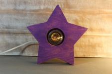 купить Ночник светильник Звезда Purple цена, отзывы