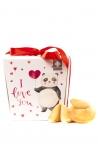купить Печенье с предсказанием I Love You цена, отзывы