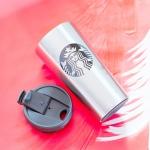 купить Термокружка Starbucks Silver цена, отзывы