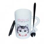 купить Чашка Кот герой Девочка цена, отзывы