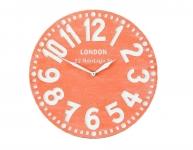 купить Настенные часы Лондон (коралловые) цена, отзывы