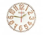 купить Настенные часы Париж (натуральный) цена, отзывы