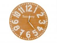 купить Настенные часы Тоскана (терракотовый) цена, отзывы