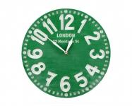 купить Часы Лондон (изумрудно-зелёные) цена, отзывы