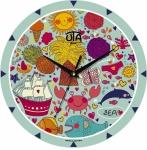 купить Настенные Часы Mini Волшебное Море цена, отзывы