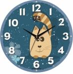 купить Настенные Часы Mini Ночной Котенок цена, отзывы