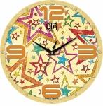 купить Настенные Часы Mini Волшебные Звезды цена, отзывы