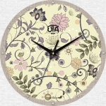 купить Настенные Часы Mini Волшебные Цветы цена, отзывы