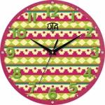купить Настенные Часы Mini Сказочные Узоры цена, отзывы