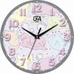 купить Настенные Часы Mini Спящий Кот цена, отзывы