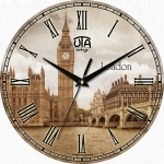 купить Настенные Часы Vintage Лондон цена, отзывы