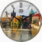 купить Настенные Часы Vintage Прага цена, отзывы
