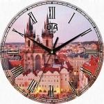 купить Настенные Часы Vintage Прага храм Девы Марии цена, отзывы