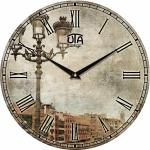 купить Настенные Часы Vintage Городской Романс цена, отзывы
