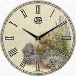 купить Настенные Часы Vintage Альпийская Горка цена, отзывы