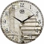 купить Настенные Часы Vintage Тайные Страницы Истории цена, отзывы