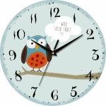купить Настенные Часы Vintage Сова на дереве цена, отзывы