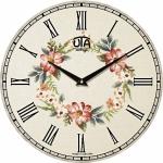 купить Настенные Часы Vintage Волшебный Венок цена, отзывы