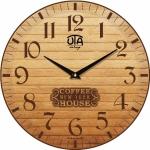 купить Настенные Часы Vintage Кофейный дом цена, отзывы
