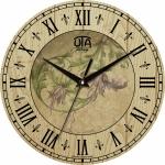 купить Настенные Часы Vintage Цветочный Орнамент цена, отзывы
