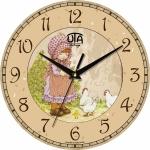 купить Настенные Часы Vintage Пасторальный Сюжет цена, отзывы